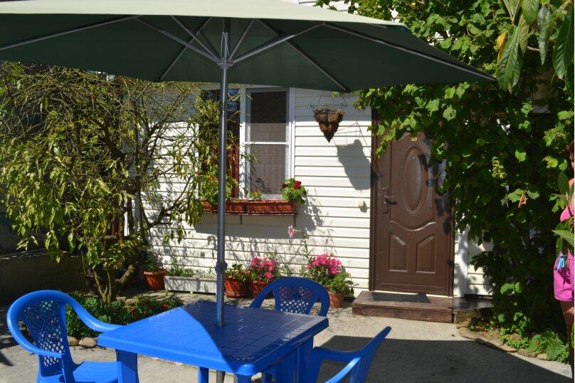 Домик 3-х местный однокомнатный, 20 кв.м. на 3 человека, 1 спальня, Енисейская улица, 4, Лоо - Фотография 29