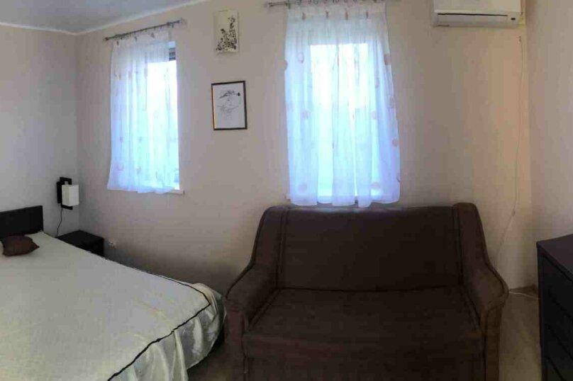 Апартаменты в Орловке, 200 кв.м. на 4 человека, 2 спальни, Дачная улица, 2, посёлок Орловка, Севастополь - Фотография 2