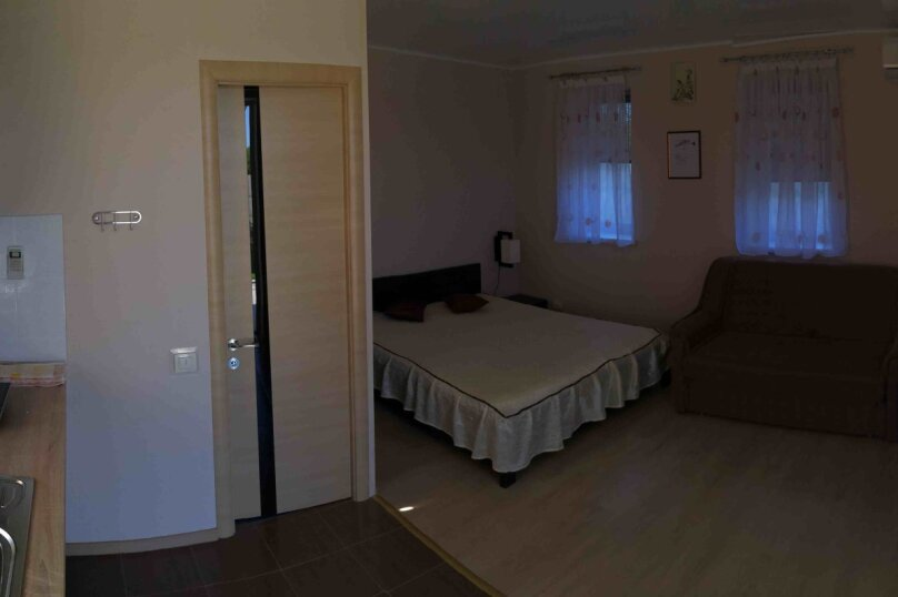 Апартаменты в Орловке, 200 кв.м. на 4 человека, 2 спальни, Дачная улица, 2, посёлок Орловка, Севастополь - Фотография 13