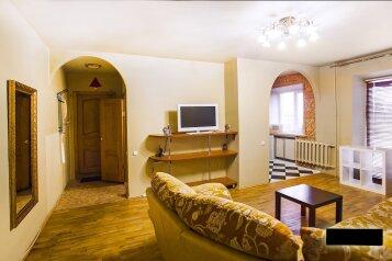 2-комн. квартира, 48 кв.м. на 4 человека, улица Кирова, Центральный район, Кемерово - Фотография 2
