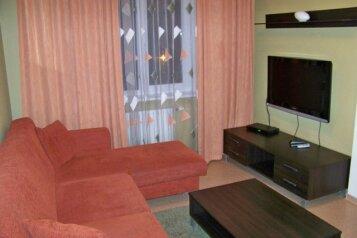 3-комн. квартира на 6 человек, улица Энтузиастов, 37, Новокузнецк - Фотография 2