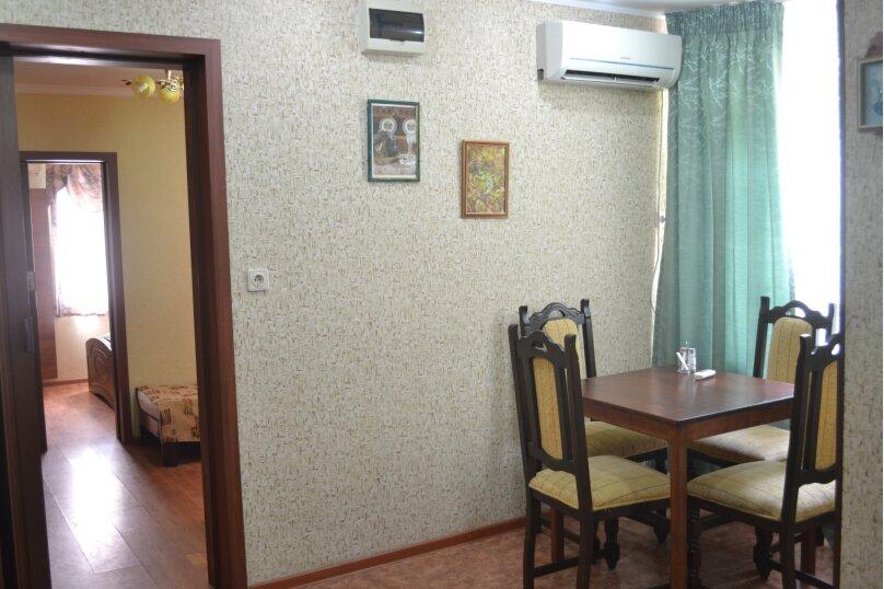 Домик Люкс 4-х мест 2-х комнатный с кухней, 35 кв.м. на 4 человека, 2 спальни, Енисейская улица, 4, Лоо - Фотография 59