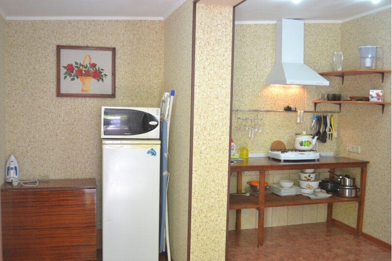 Домик Люкс 4-х мест 2-х комнатный с кухней, 35 кв.м. на 4 человека, 2 спальни, Енисейская улица, 4, Лоо - Фотография 64