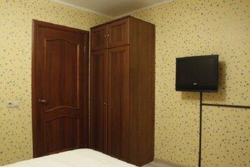 3-комн. квартира на 6 человек, проспект Строителей, 86, Новокузнецк - Фотография 4