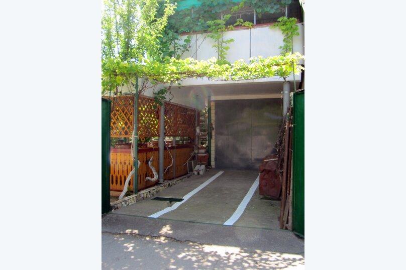 Четырехместный номер эконом-класса с балконом, улица Комиссарова, 15, Динамо, Феодосия - Фотография 1