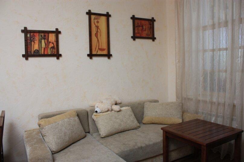 2-комн. квартира, 40 кв.м. на 4 человека, улица Леси Украинки, 10, Ялта - Фотография 1