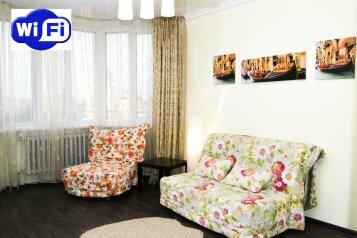1-комн. квартира, 37 кв.м. на 3 человека, улица Петра Смородина, Октябрьский район, Липецк - Фотография 2