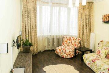 1-комн. квартира, 37 кв.м. на 3 человека, улица Петра Смородина, Октябрьский район, Липецк - Фотография 3