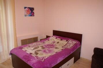 2-комн. квартира, 50 кв.м. на 4 человека, Пушкинская улица, 21А, Ленинский район, Владивосток - Фотография 1