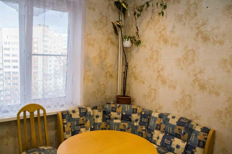 1-комн. квартира, 44 кв.м. на 4 человека, улица Стаханова, 50, Липецк - Фотография 8