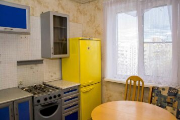 1-комн. квартира, 44 кв.м. на 4 человека, улица Стаханова, Липецк - Фотография 1