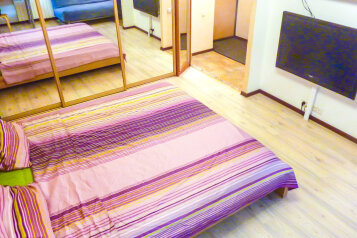 1-комн. квартира, 32 кв.м. на 4 человека, 5-я Кожуховская улица, метро Кожуховская, Москва - Фотография 1