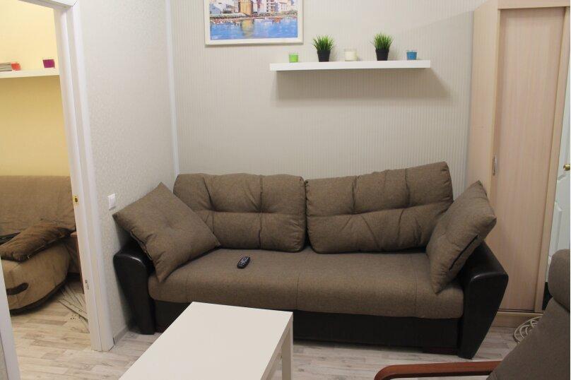 2-комн. квартира, 35 кв.м. на 4 человека, улица Просвещения, 148, Адлер - Фотография 19