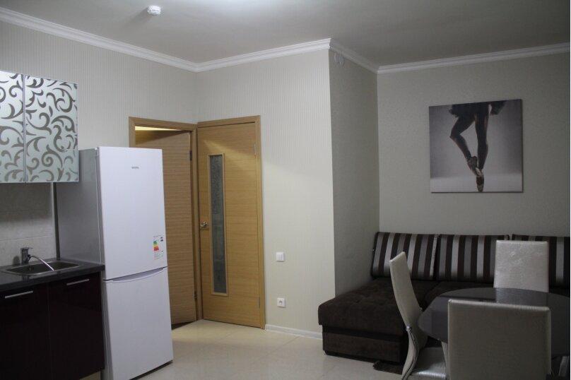 2-комн. квартира, 45 кв.м. на 5 человек, улица Гвардейская, 17, Адлер - Фотография 23