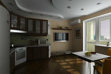 1-комн. квартира, 35 кв.м. на 2 человека, улица Джамбула, 34, Центральный округ, Хабаровск - Фотография 1