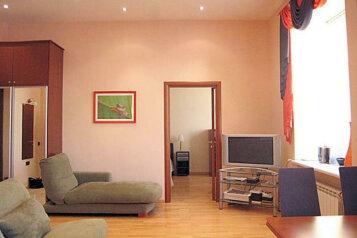 1-комн. квартира, 38 кв.м. на 2 человека, улица Пушкина, 49, Центральный округ, Хабаровск - Фотография 2
