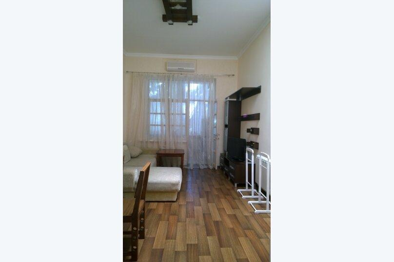 2-комн. квартира, 40 кв.м. на 4 человека, улица Леси Украинки, 10, Ялта - Фотография 4