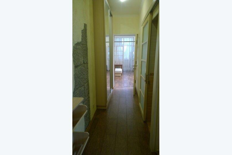 2-комн. квартира, 40 кв.м. на 4 человека, улица Леси Украинки, 10, Ялта - Фотография 8