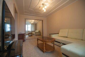 2-комн. квартира, 52 кв.м. на 4 человека, Комсомольский проспект, 39А, Ленинский район, Кемерово - Фотография 3