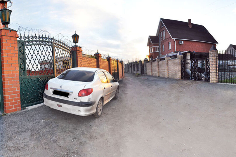 Шикарный дом посуточно, для Вас!, 400 кв.м. на 24 человека, 8 спален, Славная улица, 4, Челябинск - Фотография 33