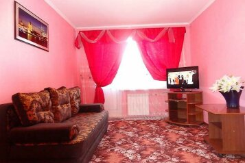 1-комн. квартира на 4 человека, Первомайская улица, 18, Центральный округ, Хабаровск - Фотография 1