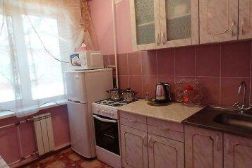 1-комн. квартира на 4 человека, Первомайская улица, 18, Центральный округ, Хабаровск - Фотография 4