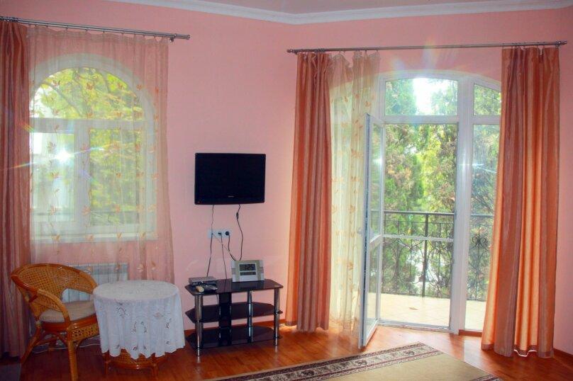 Дом, 95 кв.м. на 5 человек, 2 спальни, Садовая улица, 12, Ялта - Фотография 6