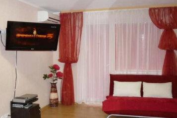1-комн. квартира, 38 кв.м. на 2 человека, проспект Ермакова, 7, Центральный район, Новокузнецк - Фотография 1
