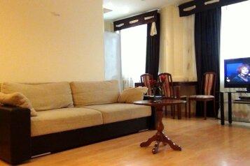 2-комн. квартира, 62 кв.м. на 5 человек, проспект Ермакова, 9, Центральный район, Новокузнецк - Фотография 1