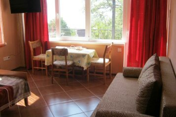 1-комн. квартира, 30 кв.м. на 4 человека, Мориса Тореза, Отрадное, Ялта - Фотография 1