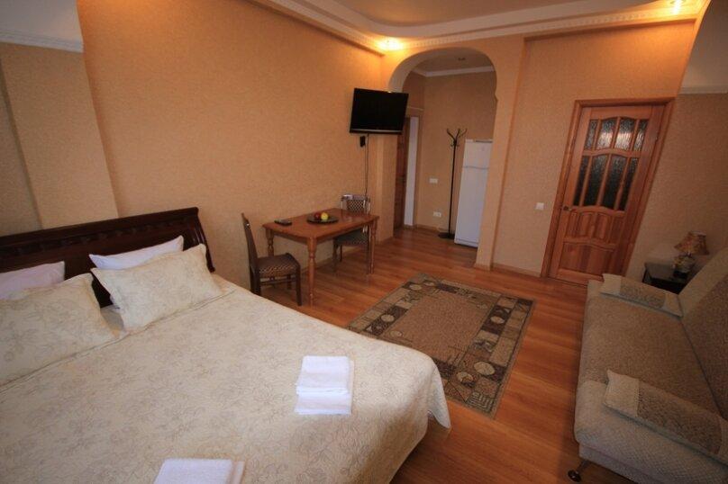 1-комн. квартира, 45 кв.м. на 4 человека, Пионерская улица, 39, Сочи - Фотография 2