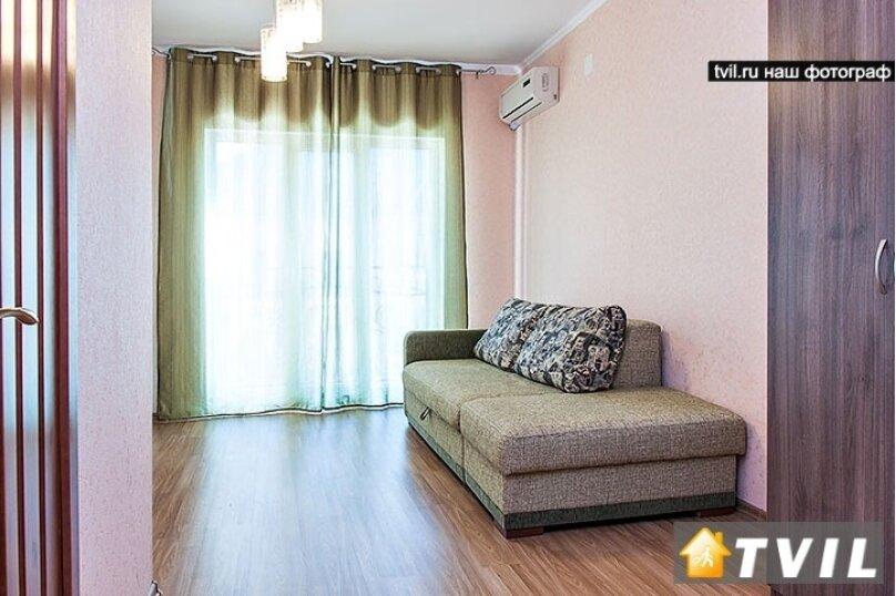 Студия 2-х комнатный 2-х местный, Каштановая улица, 18, Кабардинка - Фотография 1