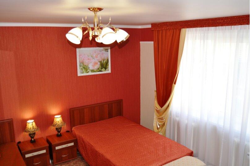 """Апарт-отель """"Абсолют"""", проспект Мира, 72 на 3 номера - Фотография 17"""