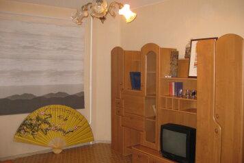 2-комн. квартира, 53 кв.м. на 5 человек, улица Героев Труда, 27Б, Советский район, Новосибирск - Фотография 1