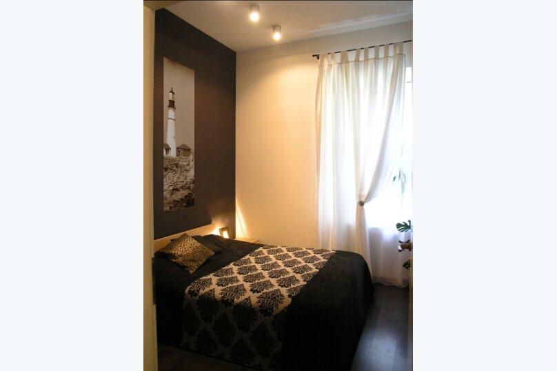 1-комн. квартира, 40 кв.м. на 2 человека, улица Гоголя, 10, Хабаровск - Фотография 1