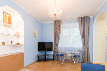 2-комн. квартира, 45 кв.м. на 4 человека, Большая Покровская улица, Горьковская, Нижний Новгород - Фотография 3