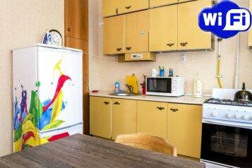 1-комн. квартира, 37 кв.м. на 4 человека, улица Хорошавина, Липецк - Фотография 2