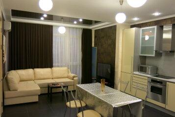3-комн. квартира, 80 кв.м. на 6 человек, удица Чайковского, 2Б, Сочи - Фотография 1