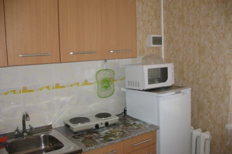 1-комн. квартира, 40 кв.м. на 4 человека, Ангарская улица, 13, Волгоград - Фотография 6