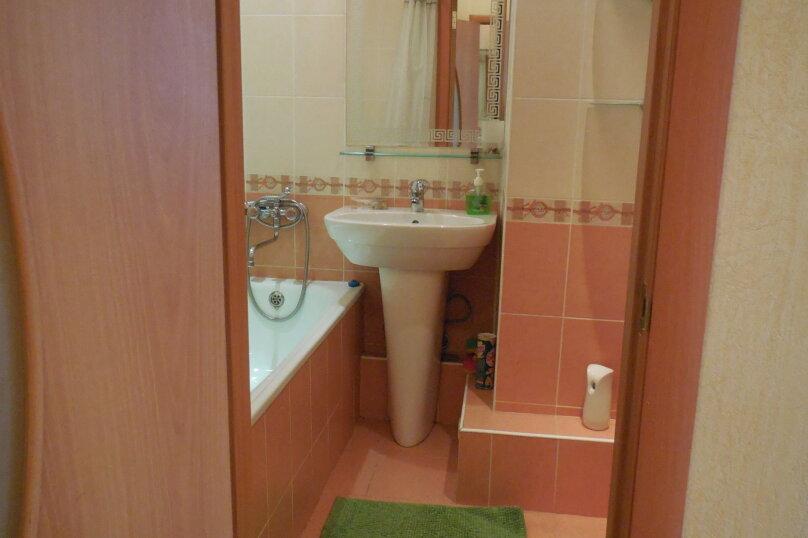 1-комн. квартира, 37 кв.м. на 3 человека, проспект Ударников, 33, метро Ладожская, Санкт-Петербург - Фотография 4