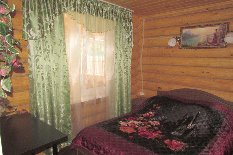 Средний коттедж, 80 кв.м. на 6 человек, 2 спальни, Челябинский тракт, 68 км от Екатеринбурга, 4,5,6, Сысерть - Фотография 2