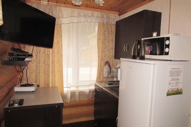 Средний коттедж, 80 кв.м. на 6 человек, 2 спальни, Челябинский тракт, 68 км от Екатеринбурга, 4,5,6, Сысерть - Фотография 3