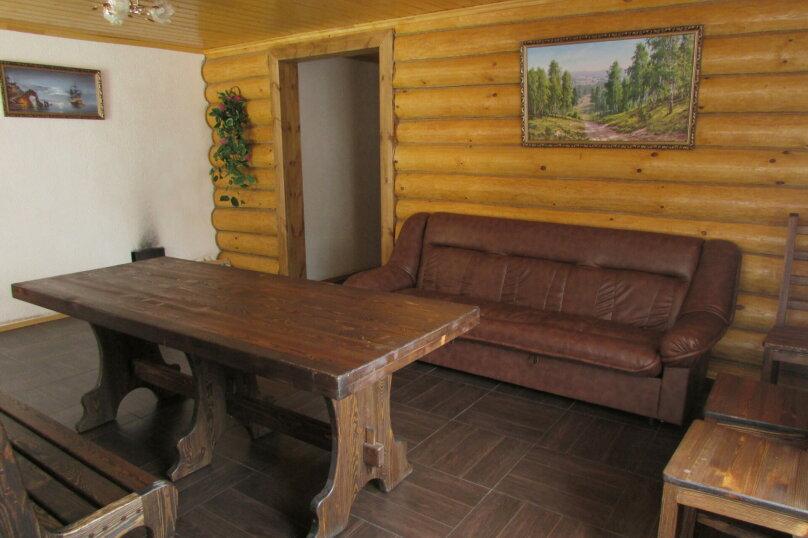 Средний коттедж, 80 кв.м. на 6 человек, 2 спальни, Челябинский тракт, 68 км от Екатеринбурга, 4,5,6, Сысерть - Фотография 4