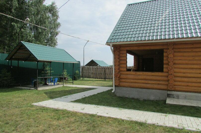 Средний коттедж, 80 кв.м. на 6 человек, 2 спальни, Челябинский тракт, 68 км от Екатеринбурга, 4,5,6, Сысерть - Фотография 8