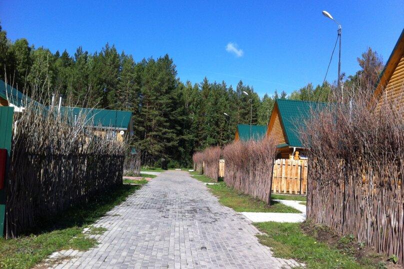 Средний коттедж, 80 кв.м. на 6 человек, 2 спальни, Челябинский тракт, 68 км от Екатеринбурга, 4,5,6, Сысерть - Фотография 10