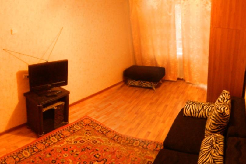 1-комн. квартира, 40 кв.м. на 2 человека, улица Ильи Мухачева, 256/1, Бийск - Фотография 2