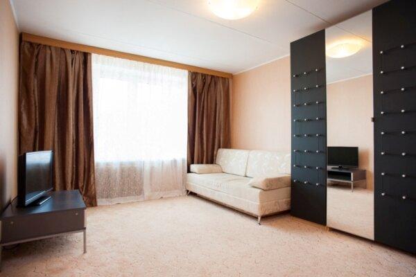 1-комн. квартира, 39 кв.м. на 4 человека, улица Архитектора Власова, 43, Москва - Фотография 1