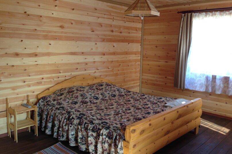 Деревянный благоустроенный домик, Байкал, остров Ольхон, улица Горького, 3, Иркутск - Фотография 3