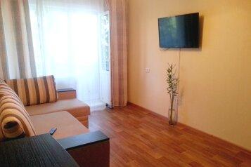1-комн. квартира, 34 кв.м. на 2 человека, Саратовский переулок, 4, Железнодорожный округ, Хабаровск - Фотография 1