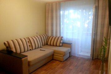 1-комн. квартира, 34 кв.м. на 2 человека, Саратовский переулок, 4, Железнодорожный округ, Хабаровск - Фотография 4
